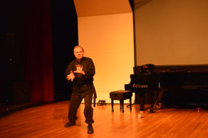 "Dr. Barnes performs ""Max does Tai Chi 24"""