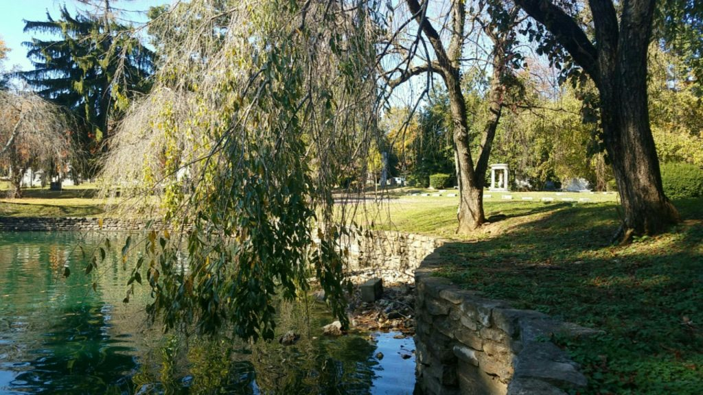 The Lexington Cemetery