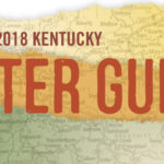 """Graphic text: """"2018 Kentucky Voter Guide"""""""