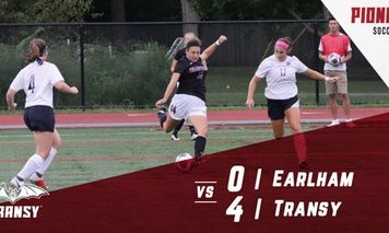 Women's Soccer team defeated Earlham 4-0