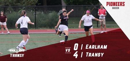 Women's Soccer team defeated Earlham 4-0