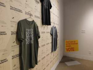 You've Been Gerrymandered. They Don't Want You To Vote. By Public Service Artists
